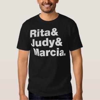 Rita & Judy & Marcia T-shirts