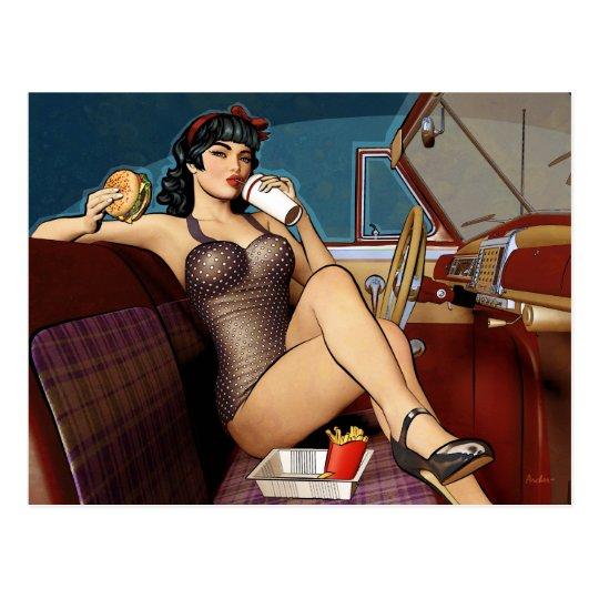 Rita Postcard