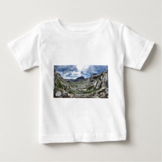 Ritter Pass Waterfall - Ansel Adams Wilderness Baby T-Shirt
