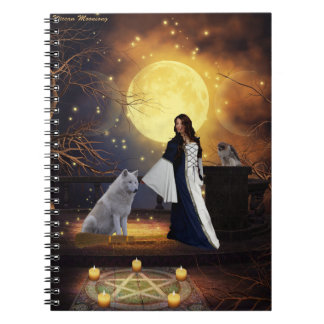 Ritual Night Notebook