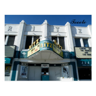 Ritz Theater Postcard