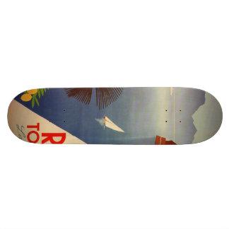 Riva Torbole, Lago di Garda Skateboards