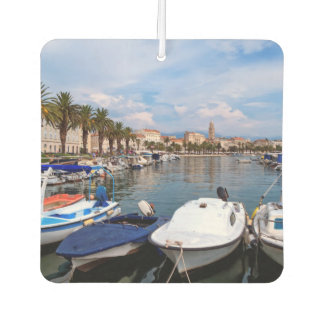 Riva waterfron, Split, Croatia Air Freshener