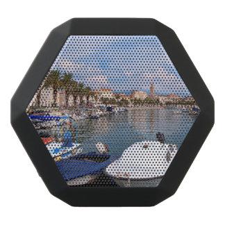 Riva waterfron, Split, Croatia Black Bluetooth Speaker