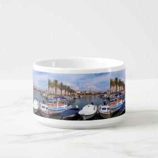 Riva waterfront, Split, Croatia Bowl