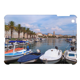 Riva waterfront, Split, Croatia Cover For The iPad Mini