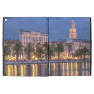 "Riva waterfront, Split, Croatia iPad Pro 12.9"" Case"
