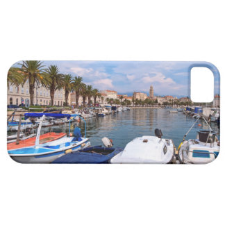 Riva waterfront, Split, Croatia iPhone 5 Cases