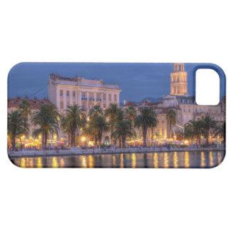 Riva waterfront, Split, Croatia iPhone 5 Covers