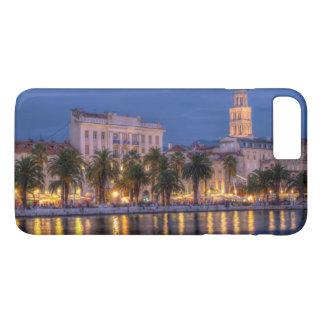 Riva waterfront, Split, Croatia iPhone 8 Plus/7 Plus Case