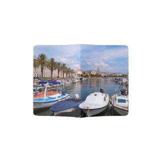 Riva waterfront, Split, Croatia Passport Holder