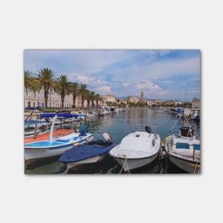 Riva waterfront, Split, Croatia Post-it® Notes
