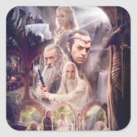 Rivendell Character Collage Stickers