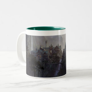 Rivendell Two-Tone Coffee Mug