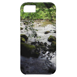 River and rocks Peace Photo Case For The iPhone 5