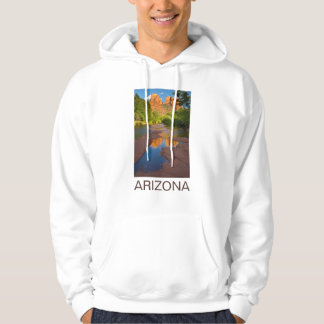 River at Red Rock Crossing, Arizona Hoodie