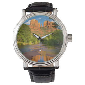River at Red Rock Crossing, Arizona Watches