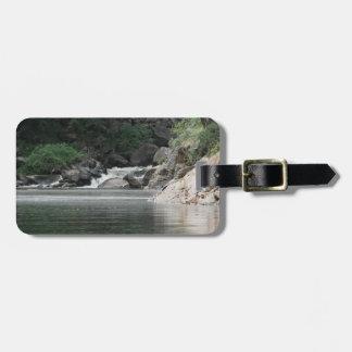 River Bag Tag