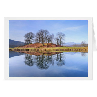 River Brathay Reflections - The Lake District Card