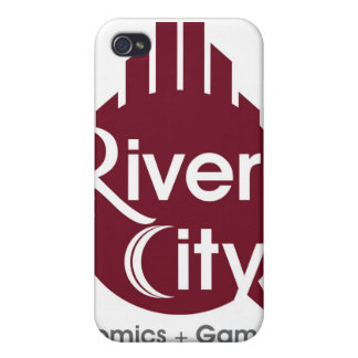River City Comics + Games iPod Touch Cover Speck iPhone 4/4S Cases