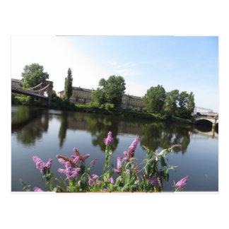 River Clyde Glasgow Postcard