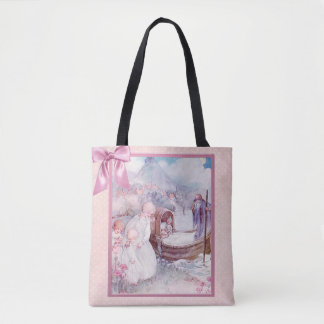 River Cradle Tote Bag
