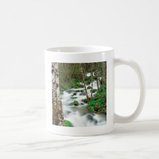 River Deltaalders Siskiyou Forest Oregon Coffee Mug