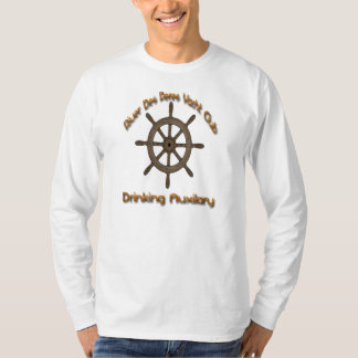 River Des Peres Yacht Club Drinking Auxilary Shirts