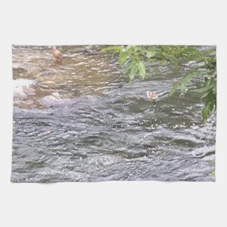 River Ducks Kitchen Towel