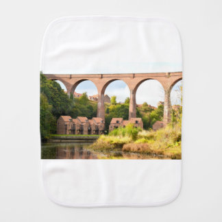 River Esk Burp Cloth