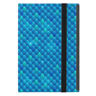 river fish scales covers for iPad mini