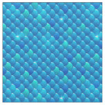river fish scales fabric
