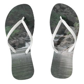 River Flip Flops