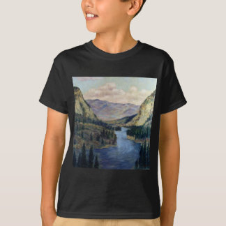 """""""River Flows On"""" T-Shirt"""