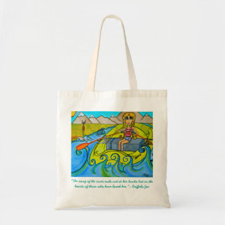 River Girl reusable tote