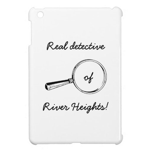 River Heights iPad Mini Case