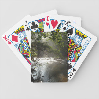 River in Denmark Bicycle Playing Cards