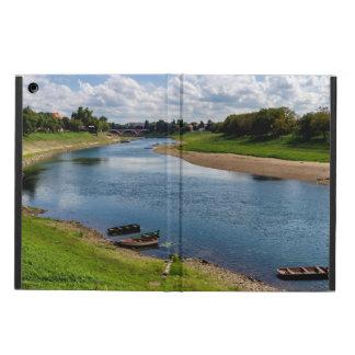 River Kupa in Sisak, Croatia Case For iPad Air