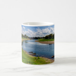 River Kupa in Sisak, Croatia Coffee Mug