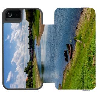 River Kupa in Sisak, Croatia Incipio Watson™ iPhone 5 Wallet Case