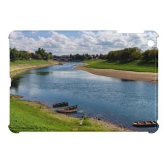 River Kupa in Sisak, Croatia iPad Mini Cover