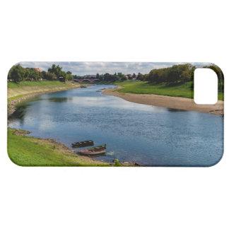 River Kupa in Sisak, Croatia iPhone 5 Case