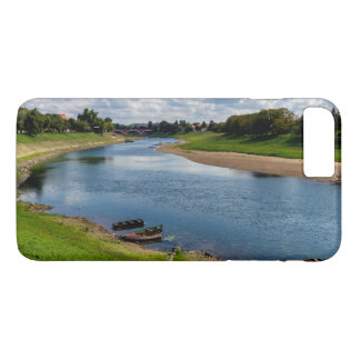 River Kupa in Sisak, Croatia iPhone 8 Plus/7 Plus Case