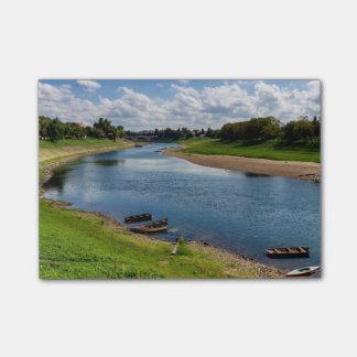 River Kupa in Sisak, Croatia Post-it® Notes