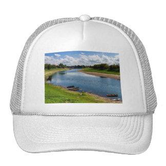 River Kupa in Sisak, Croatia Trucker Hat
