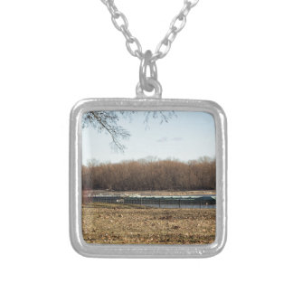 River Life Silver Plated Necklace