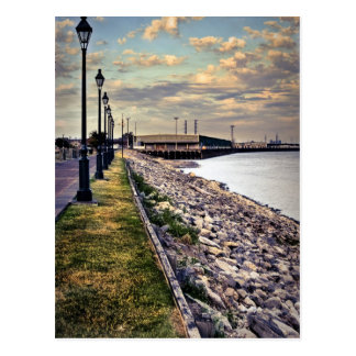 River Mississippi New Orleans Postcard