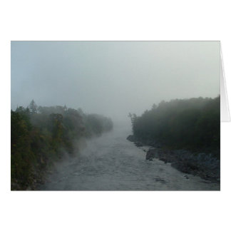 River Mist 1 Card