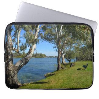 River_Murray,_Berri_South_Australia,_Laptop_Sleeve Laptop Sleeve