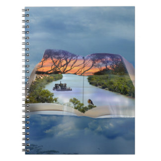River Murray, Page In A Book, Notebook